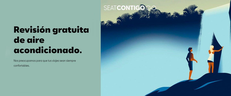 SEAT CONTIGO.