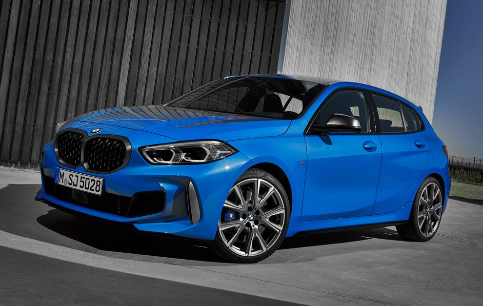 BMW Serie 1 2019: giro total para la tercera generación