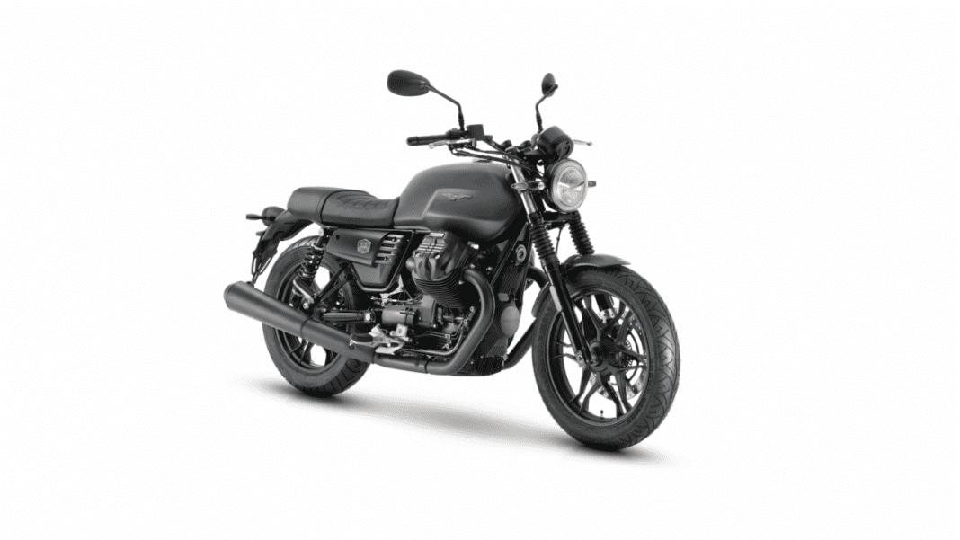 Llega a España la nueva Moto Guzzi V7 III Stone Night Pack desde 8.399 euros