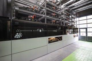 Audi pone en marcha una unidad de almacenamiento de baterías en el Campus EUREF de Berlín