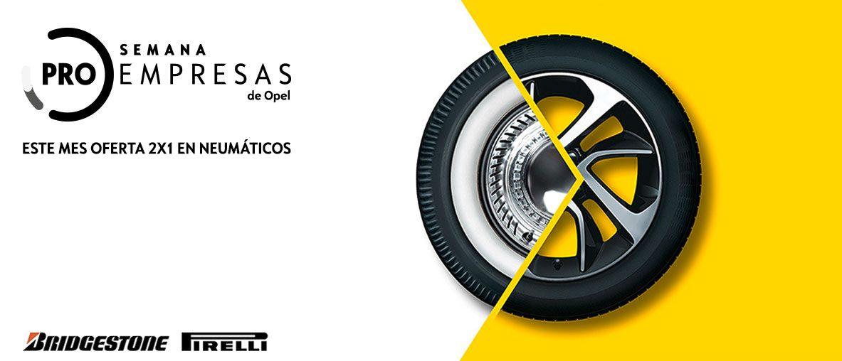 Semana ProEmpresas Opel Posventa - Condiciones Irrepetibles