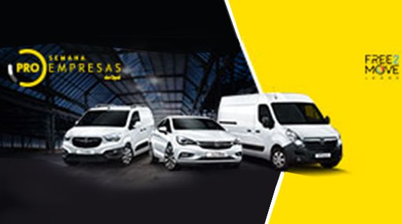 [Opel] PRO EMPRESAS TURISMOS List