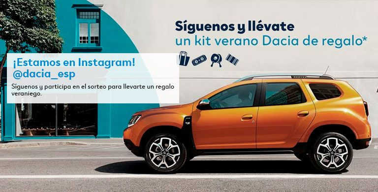 ¡ESTAMOS EN INSTAGRAM!