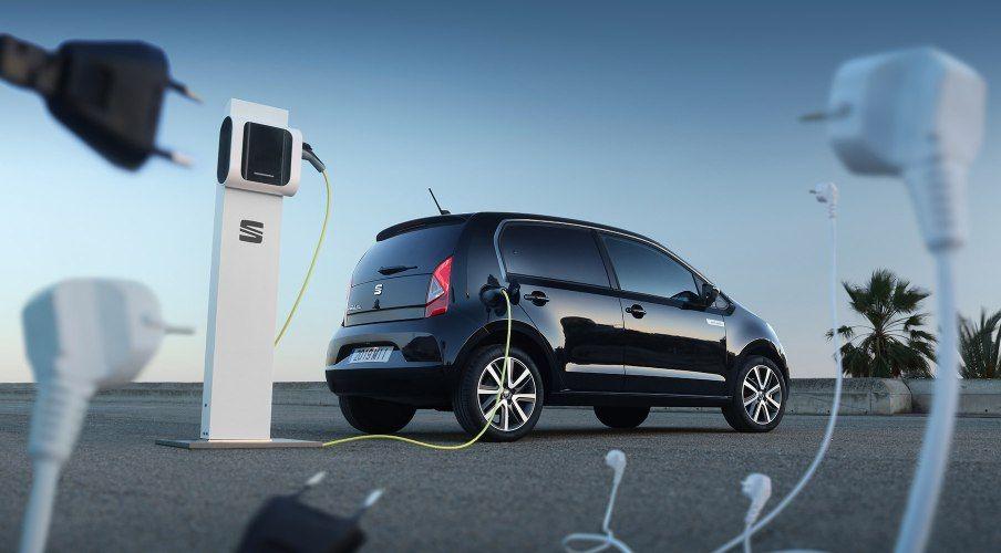 Nuevo SEAT Mii electric: ideal para la ciudad.