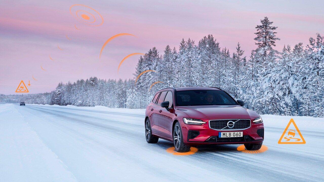 Volvo Cars se une al revolucionario proyecto piloto panEuropeo de intercambio de datos de seguridad