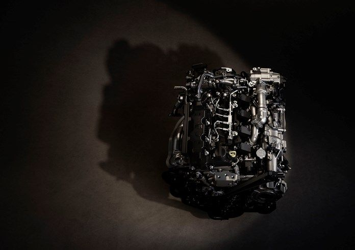 Mazda presenta Skyactiv-X, un motor único en el mundo que revoluciona el rendimiento