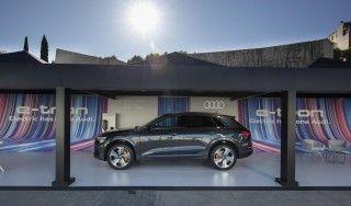 El Audi e-tron, protagonista en la Feria del Vehículo Eléctrico VEM 2019