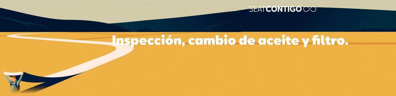 INSPECCIÓN Y CAMBIO ACEITE Y FILTRO