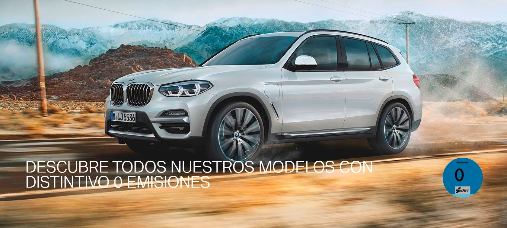 BMW CERO EMISIONES