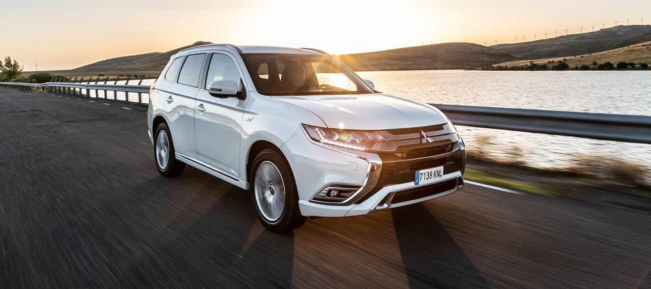 Mitsubishi Outlander PHEV, el número uno en Europa por cuarto año consecutivo.