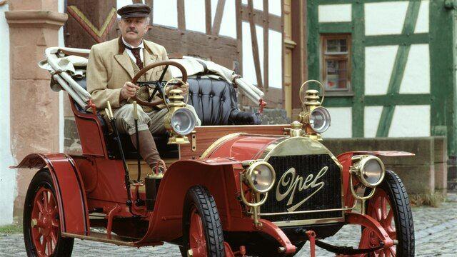 Modelos antiguos e icónicos de Opel
