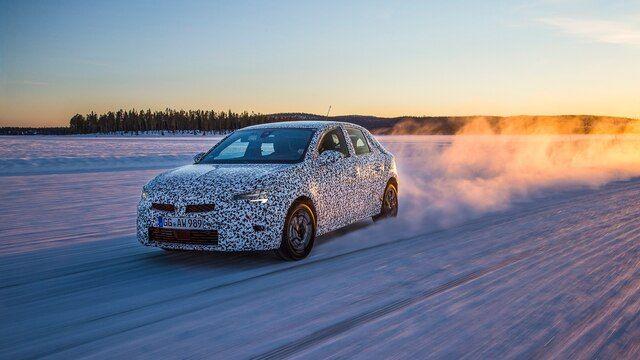 El nuevo Opel Corsa a punto para su lanzamiento