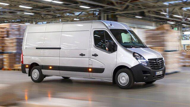 Nuevo Opel Movano: una oficina móvil, segura y versátil, capaz de cargar 2,4 toneladas