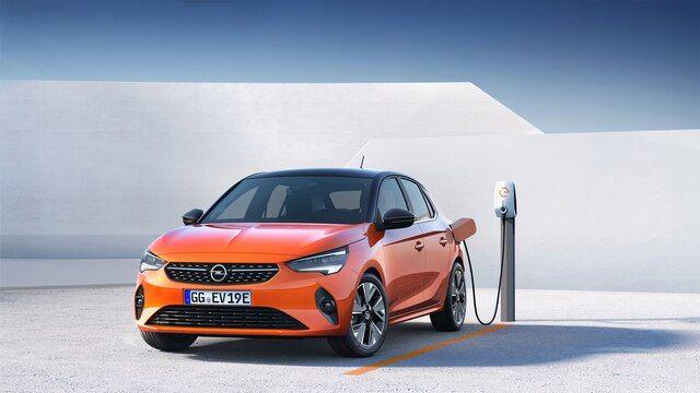 La sexta generación del Opel Corsa: cero emisiones y espíritu deportivo.