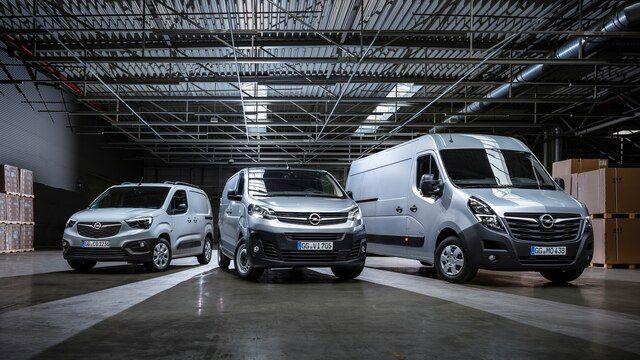 120 años de producción de LCV: el Opel Combo y los nuevos comerciales continúan con una rica tradición