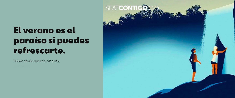 SEAT CONTIGO
