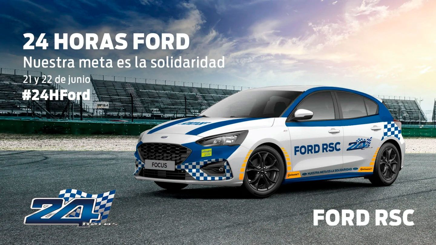 24 HORAS FORD