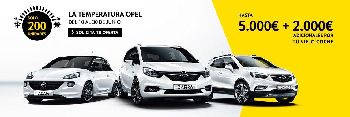 [Opel] LA TEMPERATURA OPEL Header