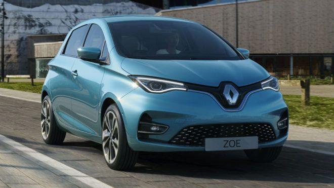 Nuevo Renault Zoe: más allá de la ciudad