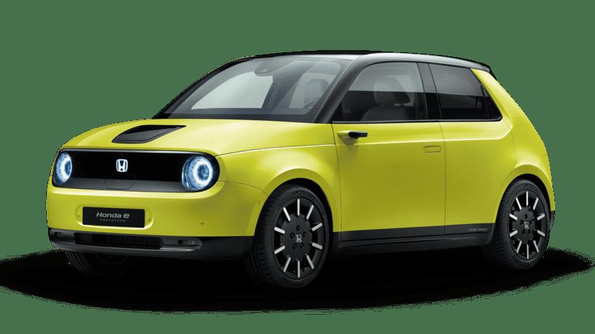 Honda e: el futuro de la movilidad urbana