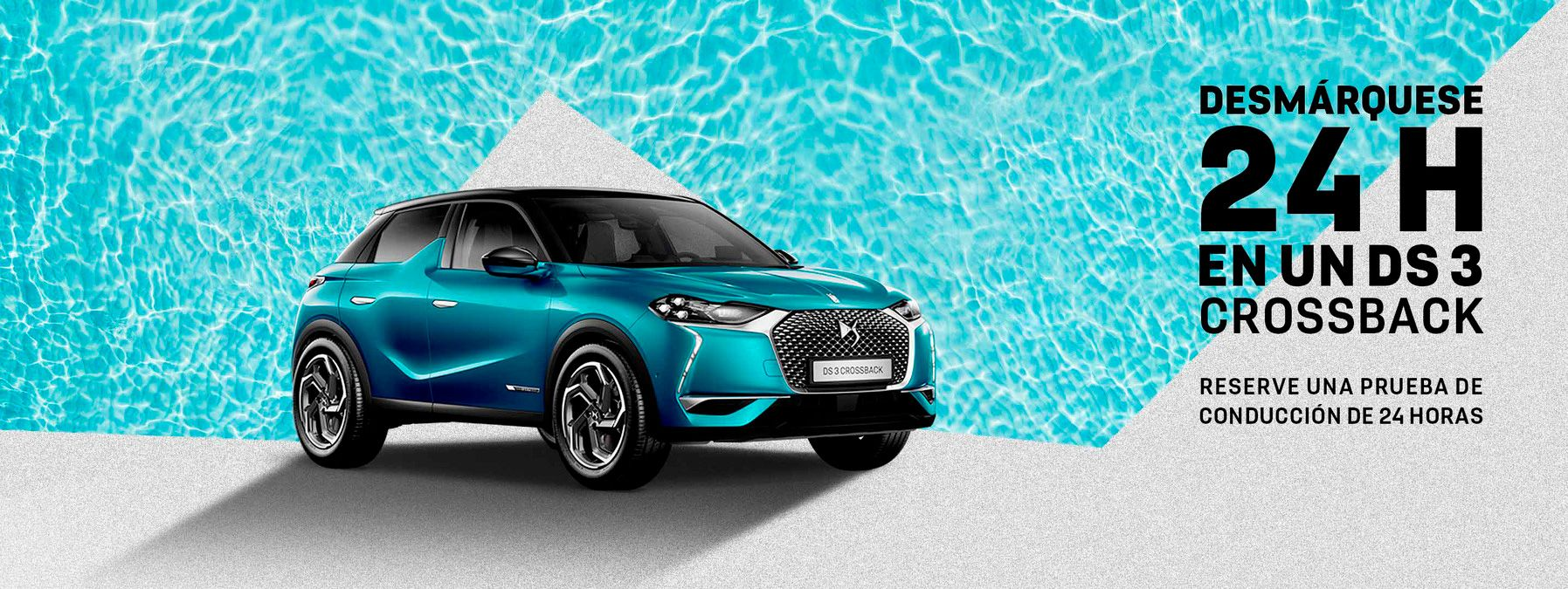 24 H DS3 CROSSBACK