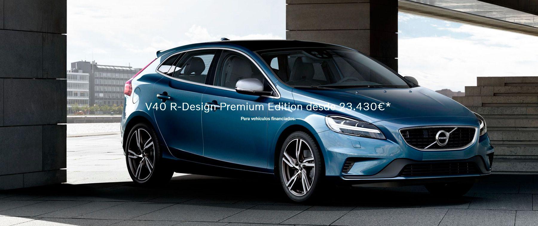 V40 R-Design T3 manual desde 23.430€