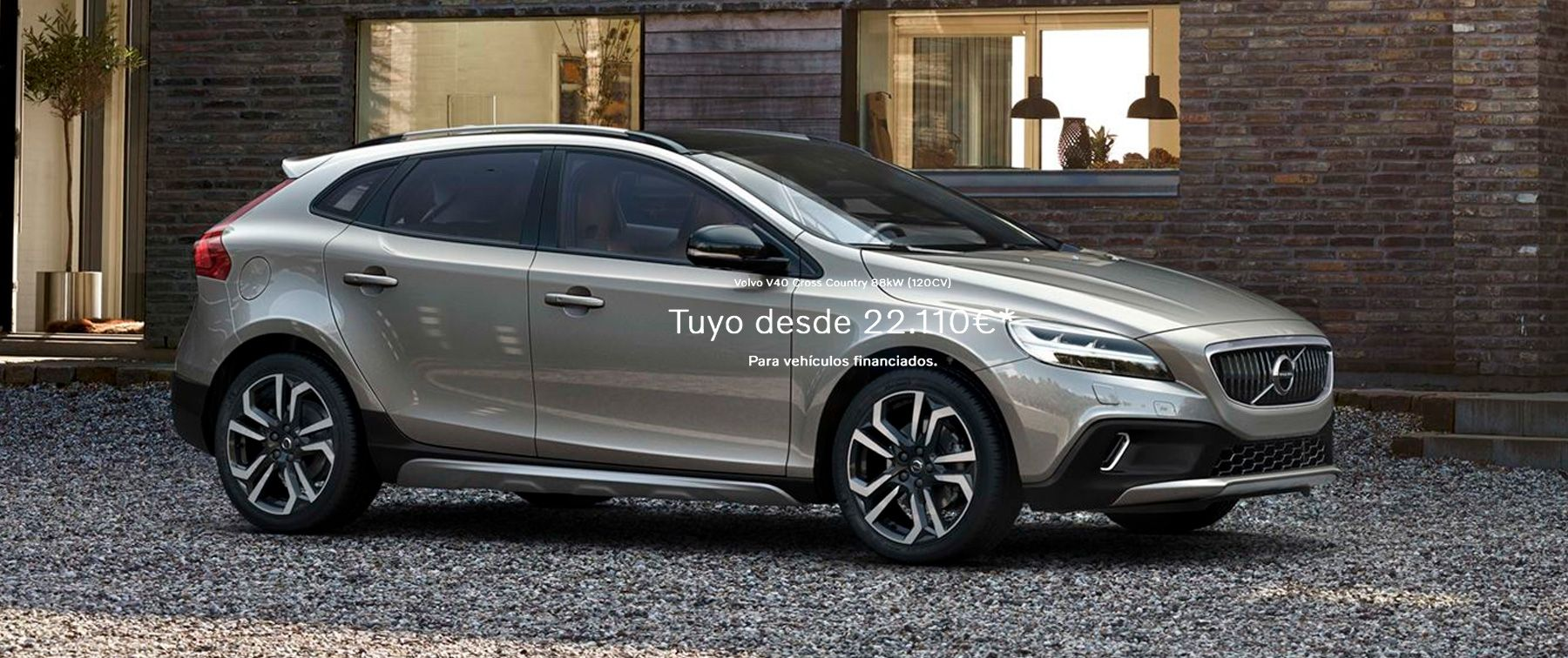 V40 D2 Cross Country Plus manual DESDE 22.110€