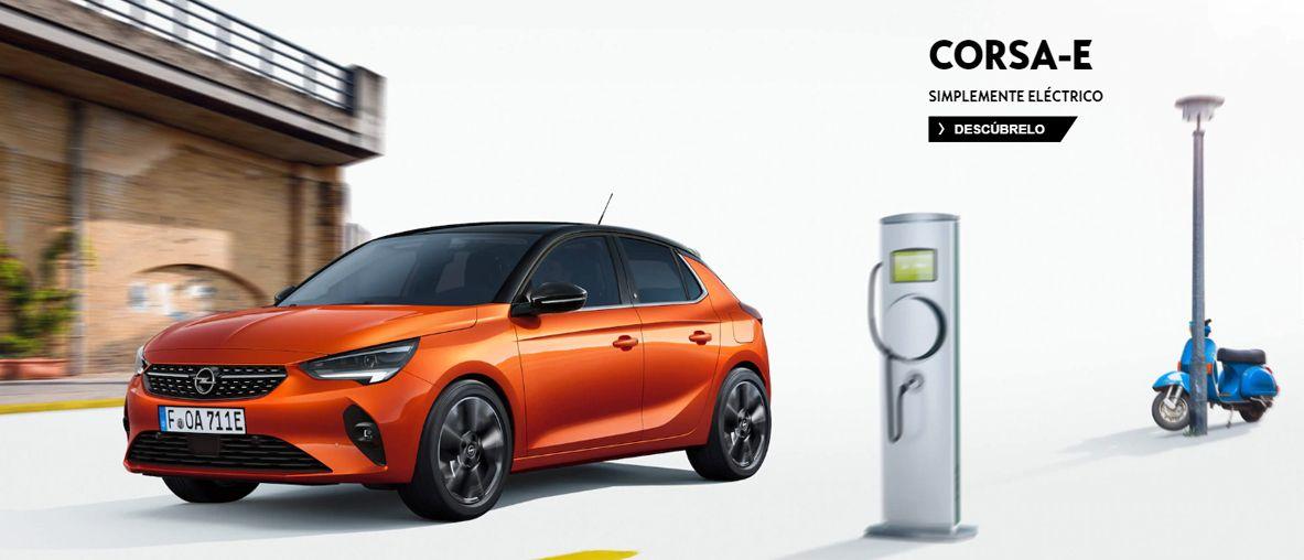 Nuevo Opel Corsa-e,para vivir una nueva experiencia 100% eléctrica.