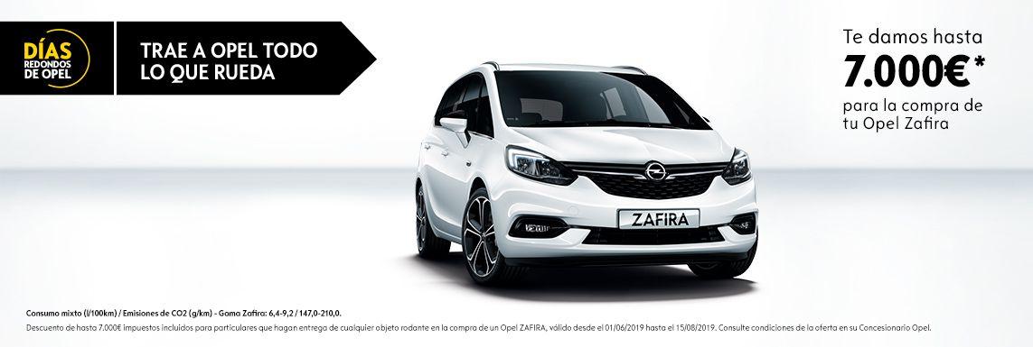 [Opel] Opel Zafira Header