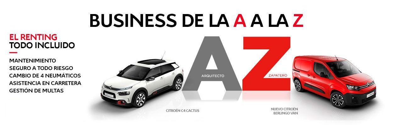 BUSINESS DE LA A A LA Z.