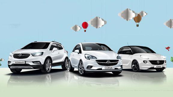 [Opel] GAMA OPEL GLP List