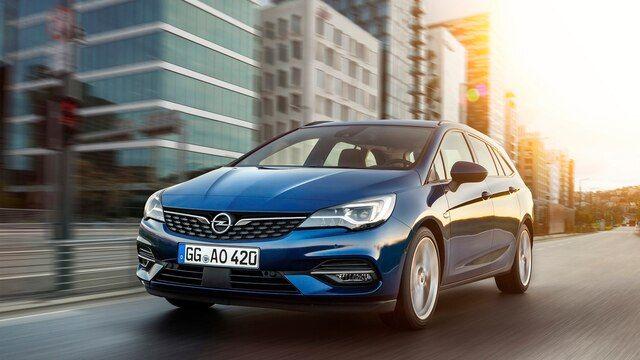 Nuevo Opel Astra, máxima eficiencia con hasta un 19% menos de emisiones de CO2
