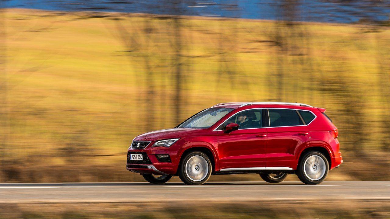 Las ventas de SEAT crecen a dos dígitos en mayo.