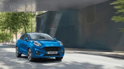 Nuevo Ford Puma: híbrido, espacioso, SUV