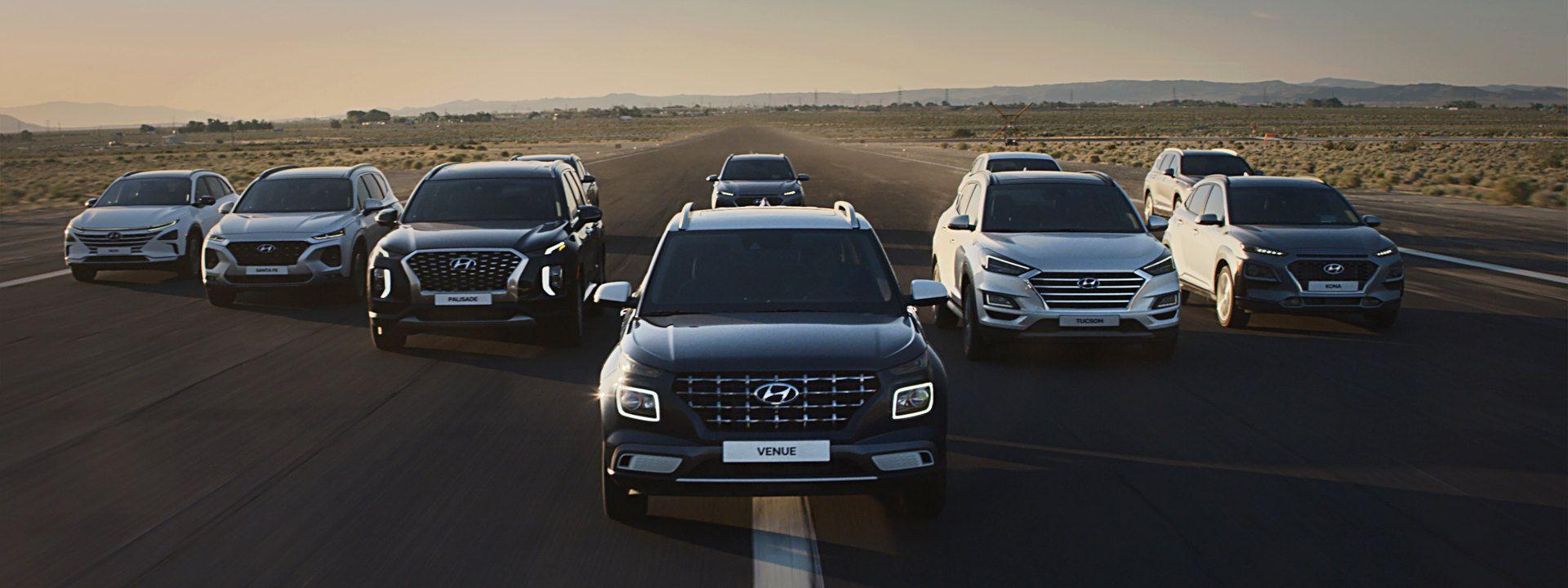 """Hyundai Motor anuncia el lanzamiento del """"VENUE"""" con un video"""