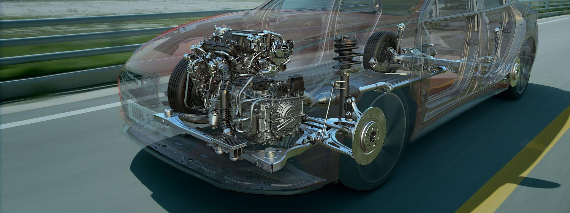 Hyundai Motor Group presenta la primera tecnología CVVD del mundo