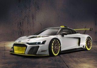 Nuevo Audi R8 LMS GT2: el coche de competición para clientes más potente de Audi