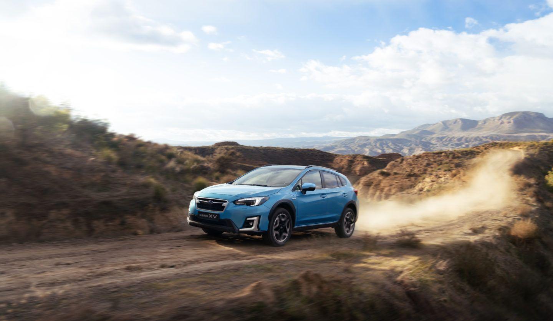 La nueva versión híbrida del Subaru XV llegará a los concesionarios en otoño