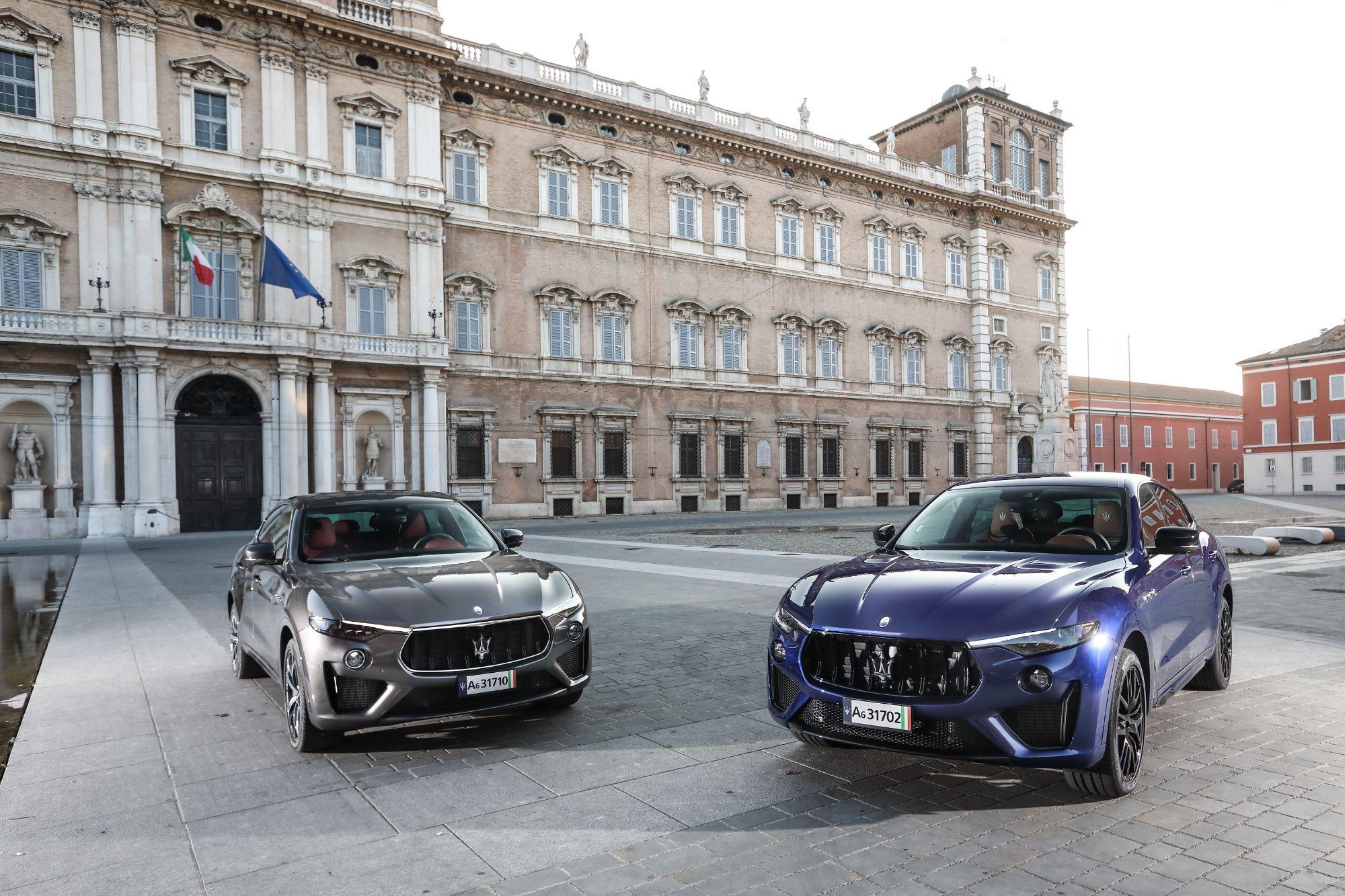 Levante Trofeo Y GTS los SUV más potentes de la historia de Maserati, ya a la venta en España