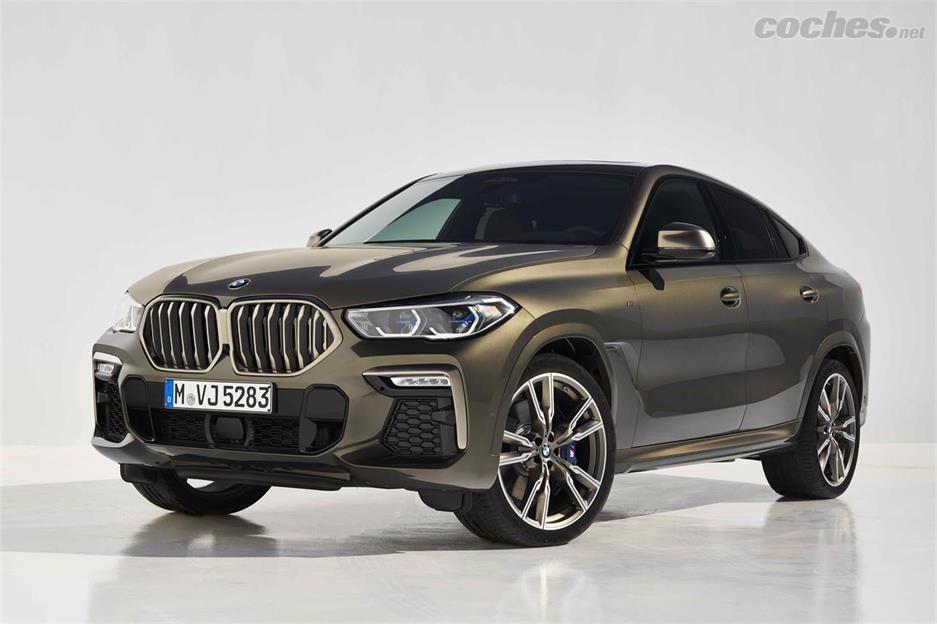 Nuevo BMW X6: Llega en noviembre