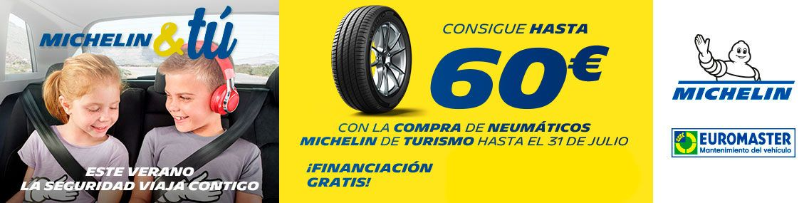 MICHELIN Y TÚ