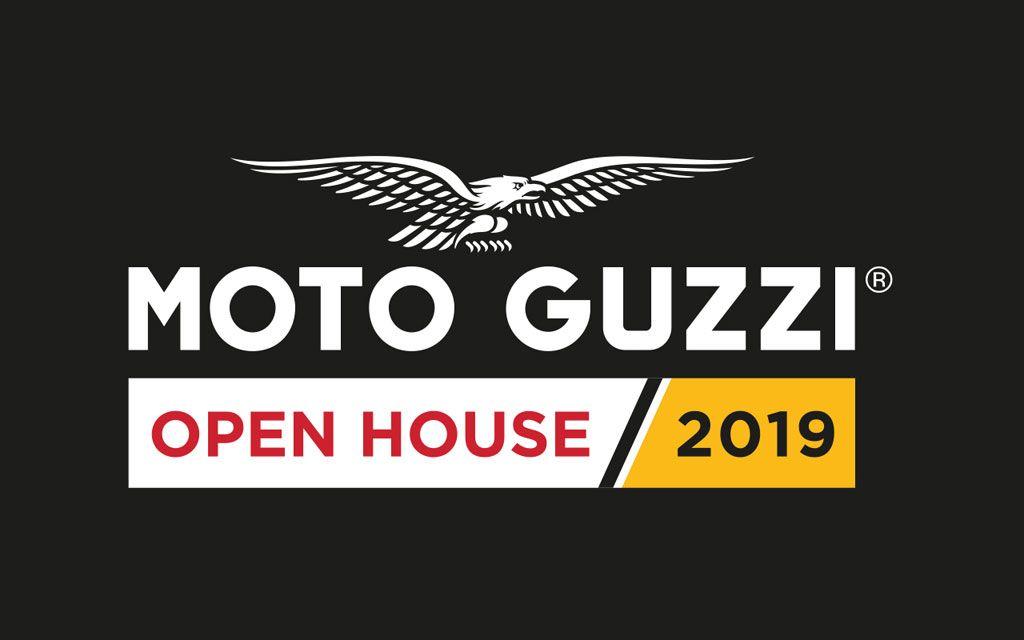 """Open House 2019 LOS """"MOTO GUZZI OPEN HOUSE"""" VUELVEN ENTRE EL 6 Y 8 DE SEPTIEMBRE"""