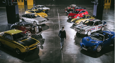 #Opel120: tres videoclips llenos de historia