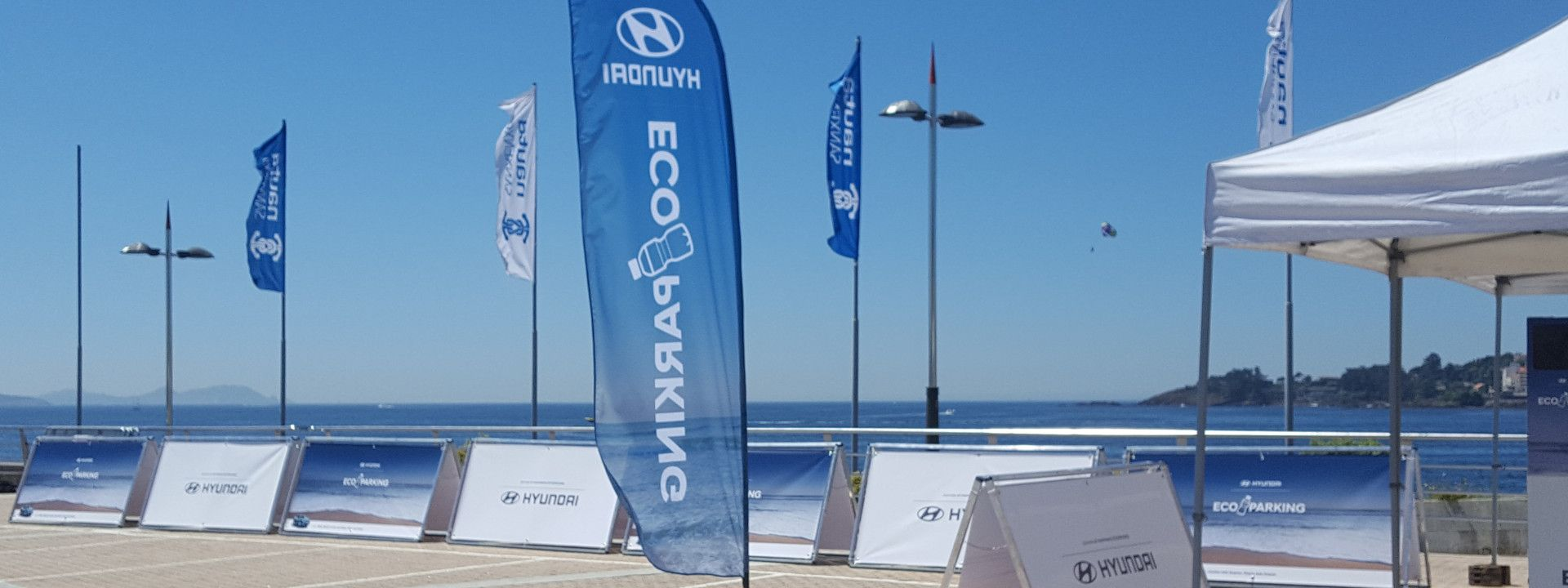 EcoParking repite en Sanxenxo y se amplía a la costa mediterránea
