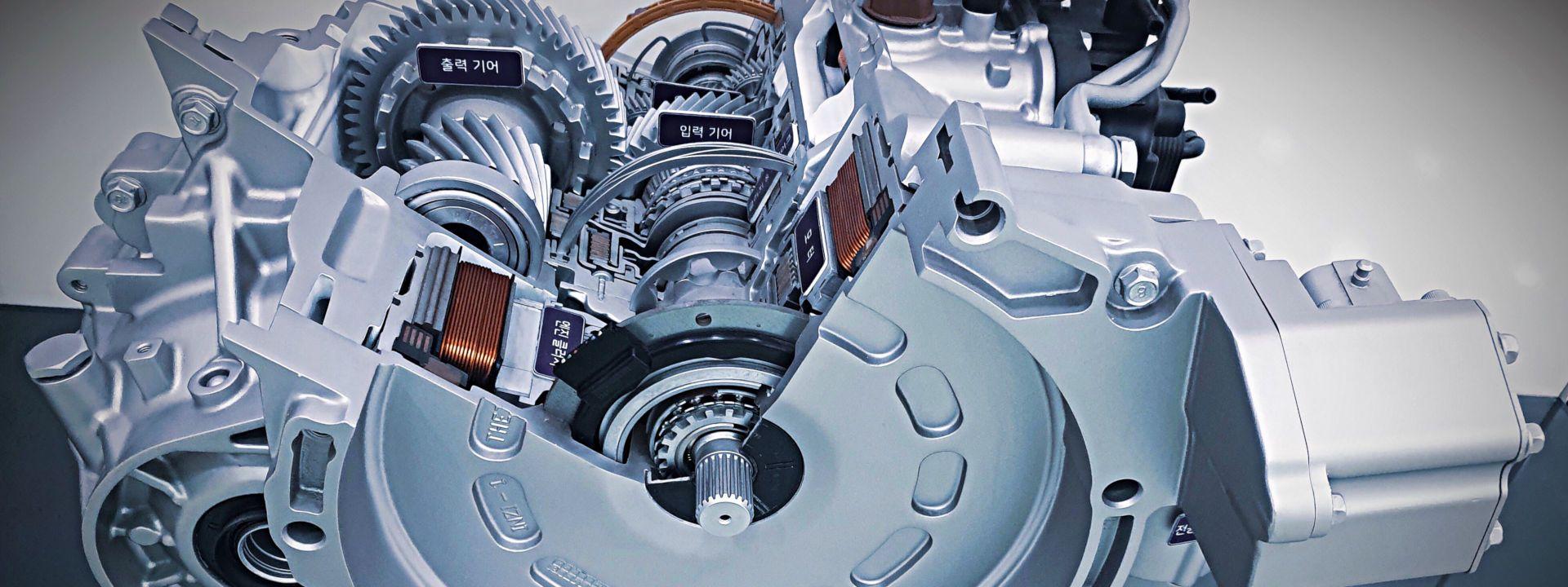 HMG desarrolla el primer Control Activo de cambios para Híbridos
