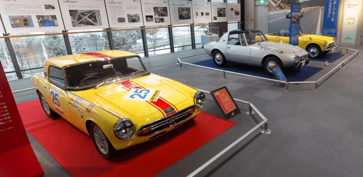 Honda Collection Hall: visita al museo de los sueños de Soichiro