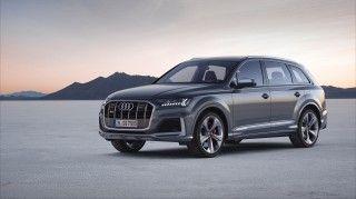 El nuevo Audi SQ7 TDI: fuerza diésel