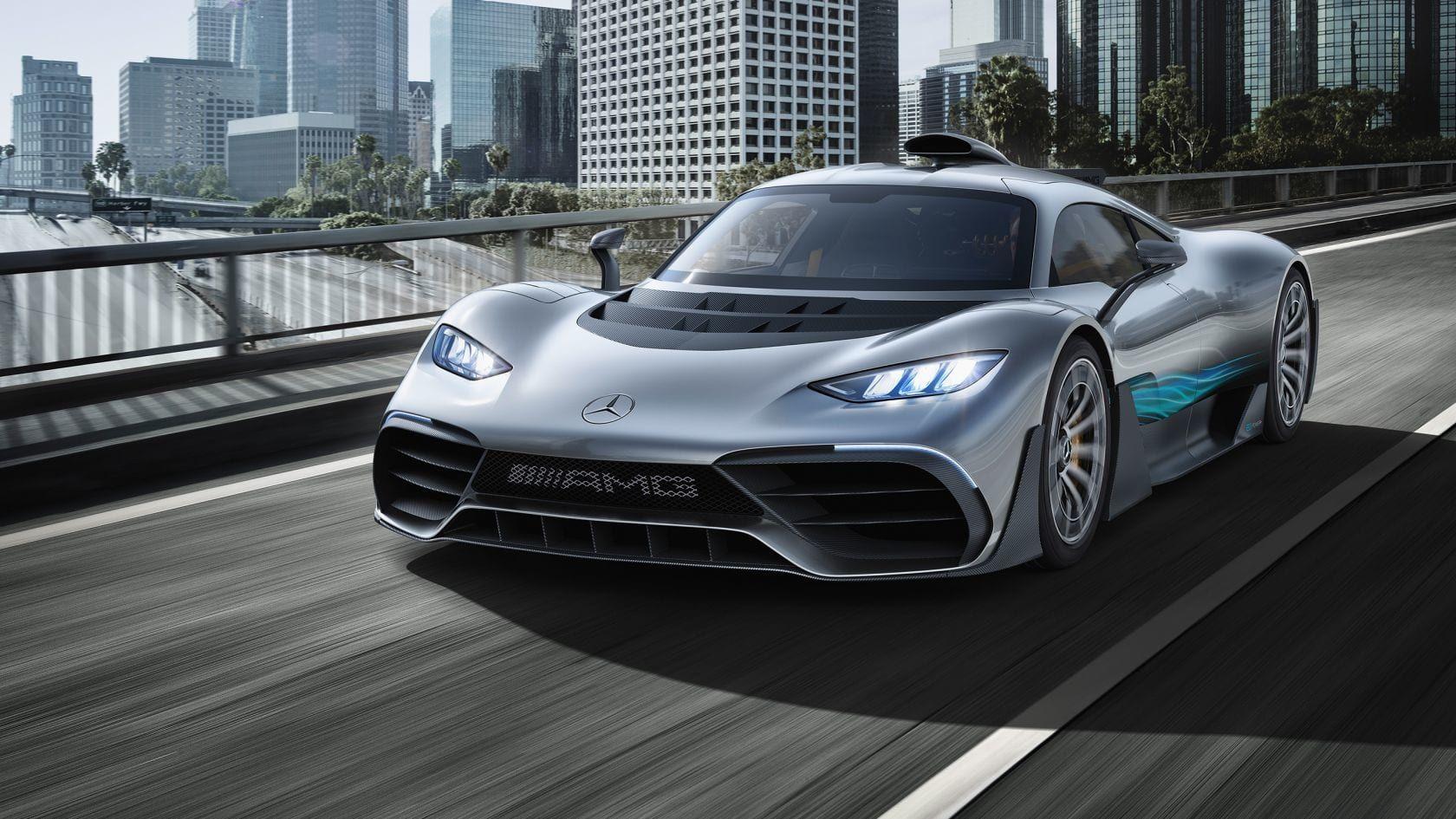 Mercedes-AMG Project ONE: tecnología de Fórmula 1 para la carretera.