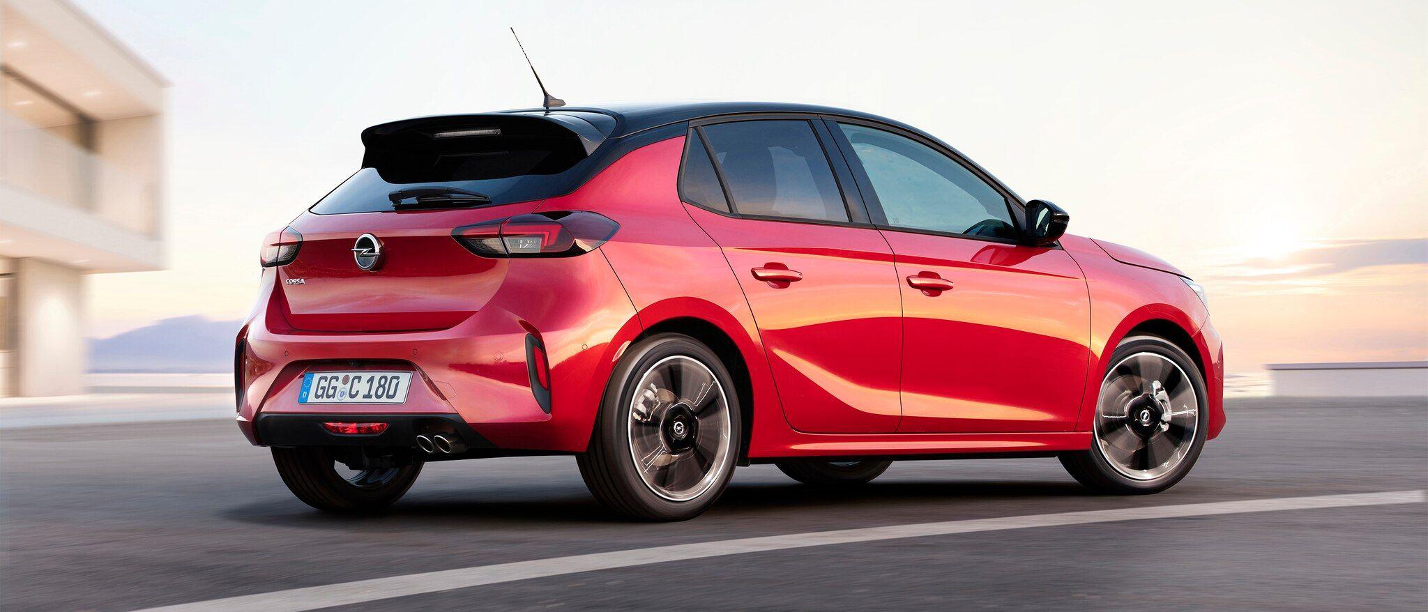 Nuevo Opel Corsa, uno de los coches más aerodinámicos de su categoría