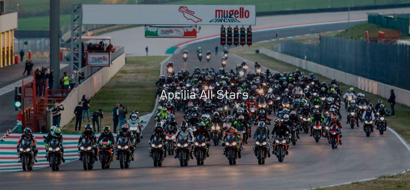 APRILLIA ALL STARS